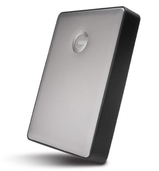 G-Technology G-DRIVE mobile USB-C 4TB grau