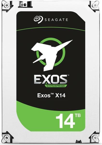 Seagate Exos X14 SATA 12TB (ST12000NM0008)