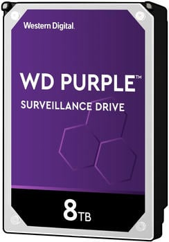 Western Digital Purple SATA 8TB (WD82PURZ)