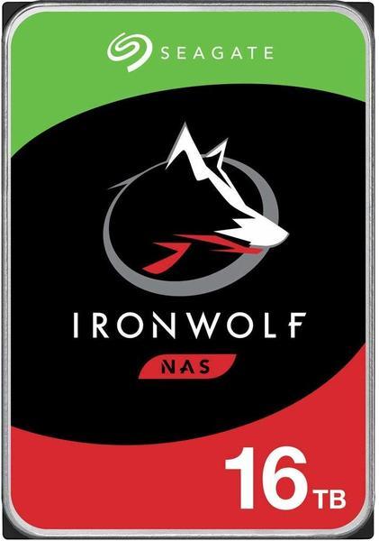 Seagate IronWolf 16TB (ST16000VN001) SATA 6 GB