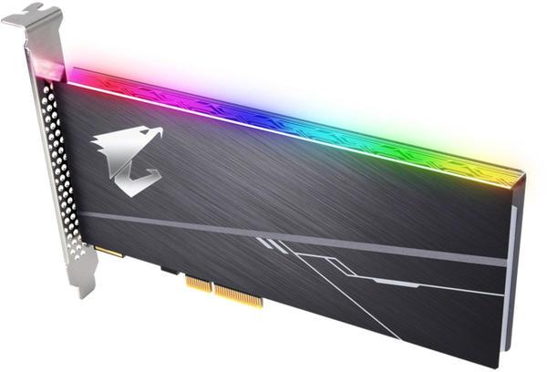 GigaByte Aorus RGB 512GB HHHL