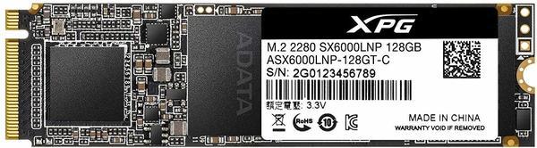 XPG SX6000 Lite 128GB