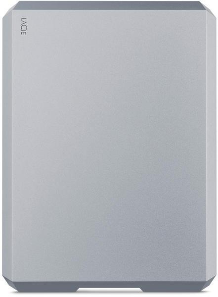 LaCie Mobile Drive 4TB Weltraum-Grau