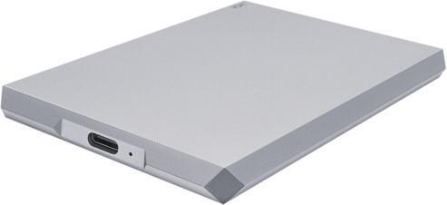 LaCie Mobile Drive 2TB Weltraum-Grau