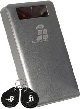 Digittrade GmbH RS256 Externe Festplatte 4000 GB Silber