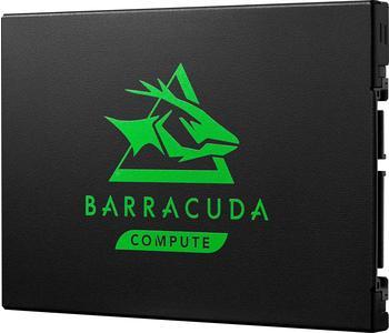 """Seagate BarraCuda SSD 2TB (2000GB, 2.5"""")"""