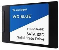 Western Digital Blue SSD 3D 4TB 2.5 (WDS400T2B0A)