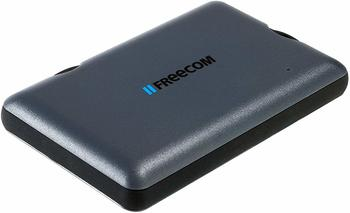 Freecom Tablet Mini SSD Pro 256 GB Anthrazit, Schwarz
