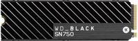Western Digital Black SN750 NVMe 500GB Heatsink (WDBGMP5000ANC)