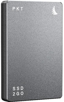 Angelbird SSD2go PKT 1TB USB 3.1 blau (PKTU31MK2-1000BK)