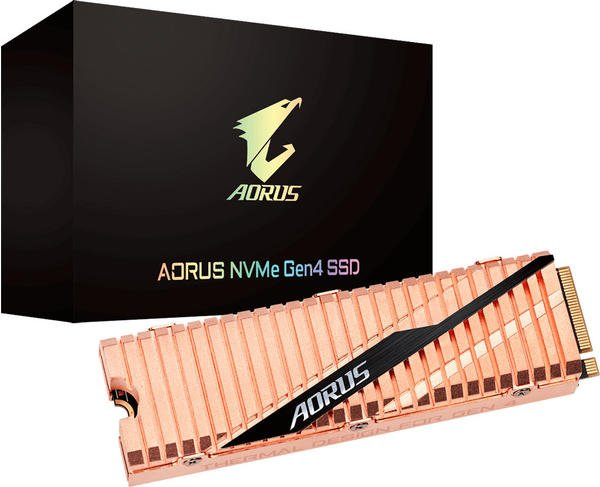 GigaByte Aorus NVMe Gen4 500GB