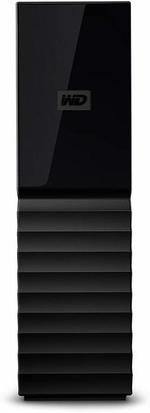 Western Digital My Book USB 3.0 12TB (WDBBGB0120HBK)