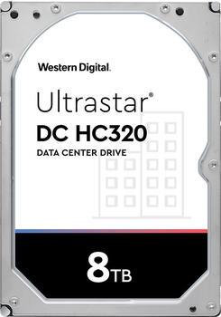 HGST WD Ultrastar DC HC320 SAS 8TB (HUS728T8TAL5204 / 0B36400)