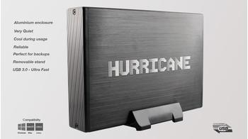 Hurricane GD35612 USB 3.0 4TB