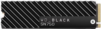 Western Digital Black SN750 NVMe 2TB Heatsink (WDBGMP0020BNC)