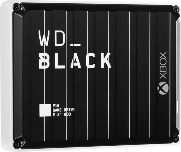 Western Digital Black P10 Game Drive für Xbox One 5TB