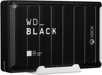 Western Digital Black D10 Game Drive für Xbox One 12TB