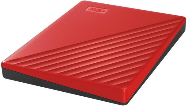 Western Digital My Passport 2TB rot (WDBYVG0020BRD)