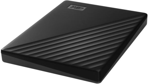 Western Digital My Passport 1TB schwarz (WDBYVG0010BBK)