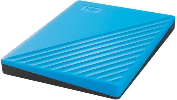Western Digital My Passport 2TB blau (WDBYVG0020BBL)