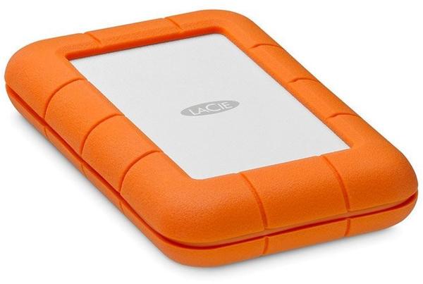 LaCie Rugged SSD USB-C 2TB