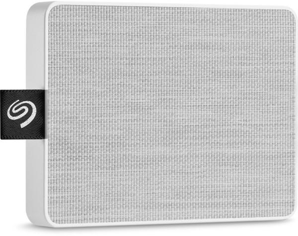 Seagate One Touch SSD 1TB weiss