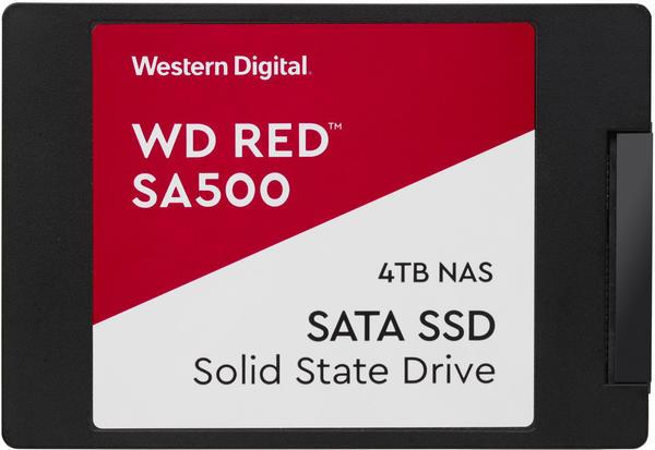 Western Digital Red SA500 4TB 2.5