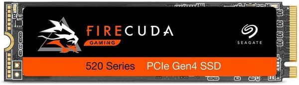 Seagate FireCuda 520 SSD 2TB