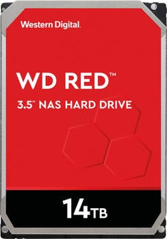Western Digital Red SATA III 14TB (WD140EFFX)