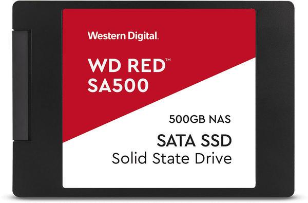 Western Digital Red SA500 500GB 2.5