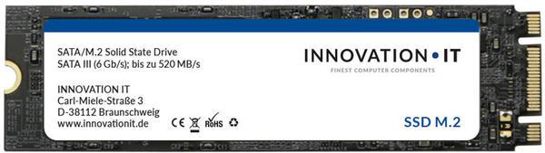 Innovation IT Black SATA III 480GB M.2