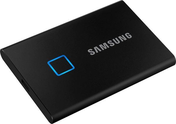 Samsung Portable SSD T7 Touch 1TB schwarz