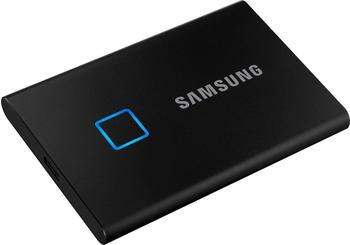 Samsung Portable SSD T7 Touch 2TB schwarz