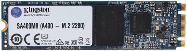Kingston SSDNow A400 480GB M.2
