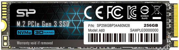Silicon Power P34A60 256GB