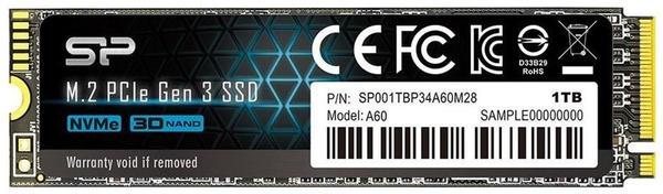 Silicon Power P34A60 1TB