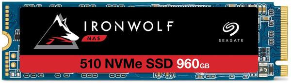Seagate IronWolf 510 960GB