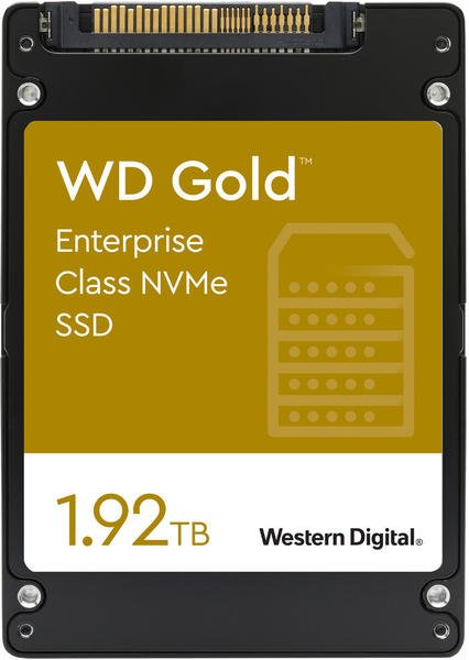 Western Digital Gold Enterprise-Class 1.92TB