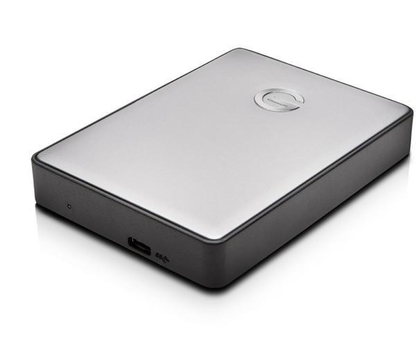 G-Technology G-DRIVE mobile USB-C 5TB grau