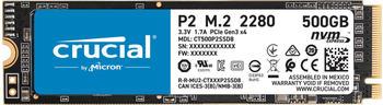 Crucial P2 500GB M.2