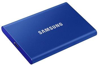 Samsung Portable SSD T7 500GB blau
