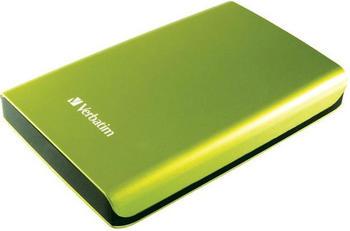 Verbatim Store 'n' Go USB 3.0 500GB grün