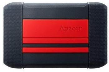 Apacer AC633 1TB rot/schwarz