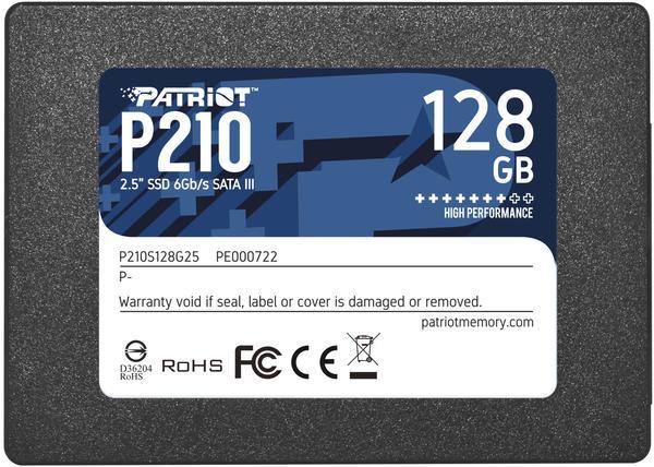 Patriot P210 128GB