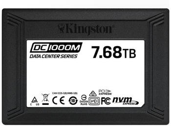 Kingston DC1000M 7.68TB