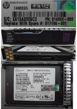 HP SATA III 480GB (817106-001)