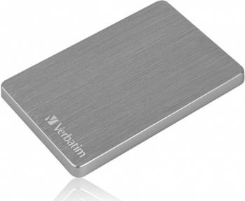 Verbatim Store'n'go Alu Slim 2TB Space Grey