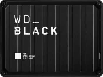 Western Digital Black P10 Game Drive 4TB