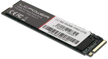LC Power Phenom Pro 2TB M.2