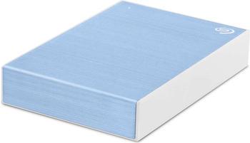 Seagate One Touch Portable 4TB blau